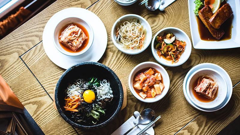 韓國自由行:餐廳會話