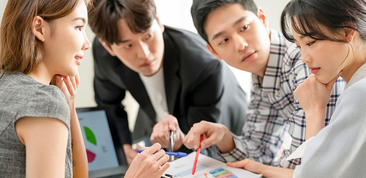 韓語會話:不理解對方的意思