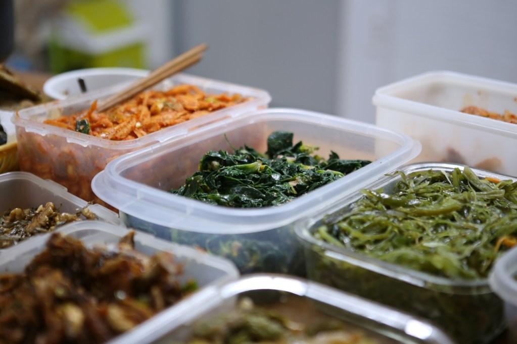 韓國料理-小菜