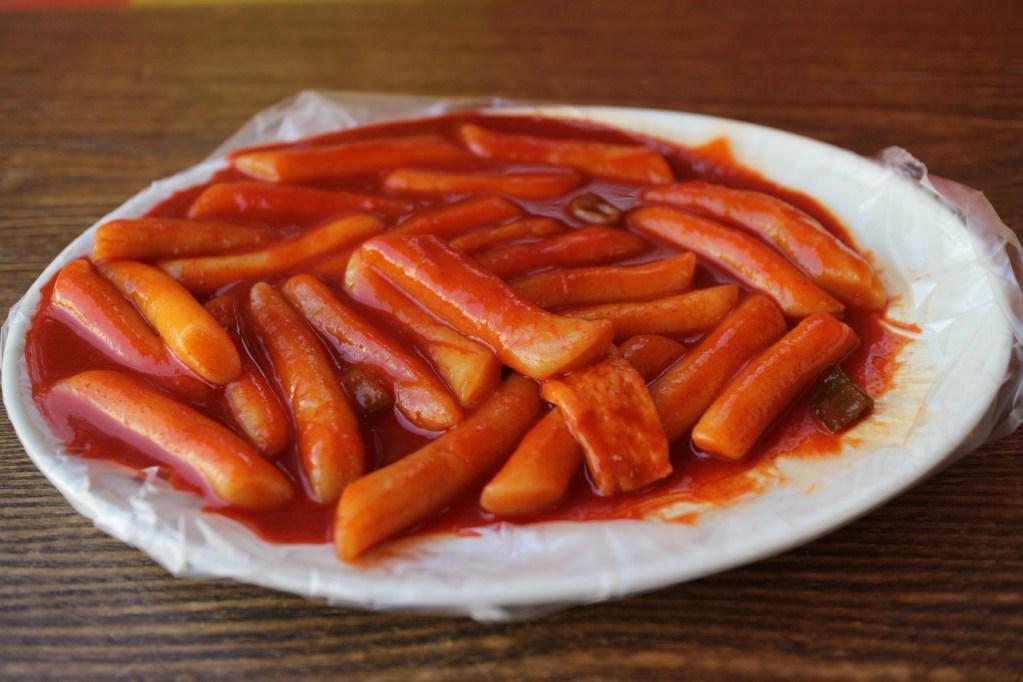 韓國料理-街頭小吃