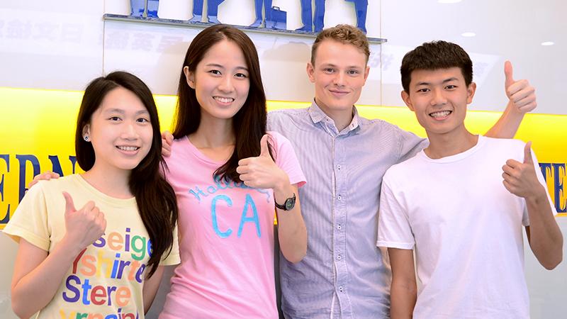 時代國際韓語課程時間彈性多元