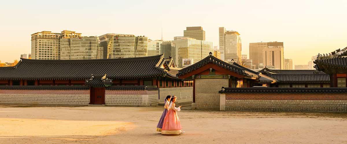 體驗韓國傳統服裝學韓文單字