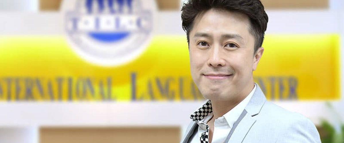 原汁原味的韓國歐巴明星在時代韓語補習班上課!!
