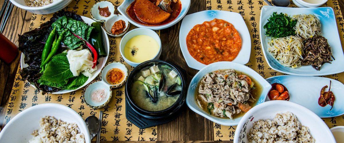 道地的韓國料理與飲食文化
